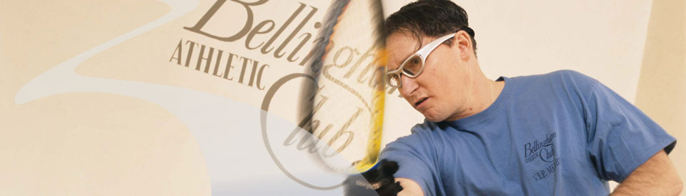 Bellingham Athletic Club Racquetball