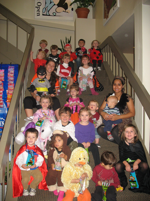 Bellingham Athletic Club Halloween 2012
