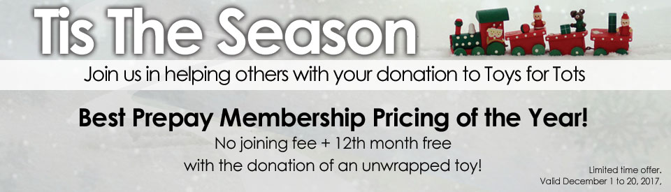Bellingham Athletic Club - Membership Special