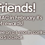 BAC February 2019 Membership Special